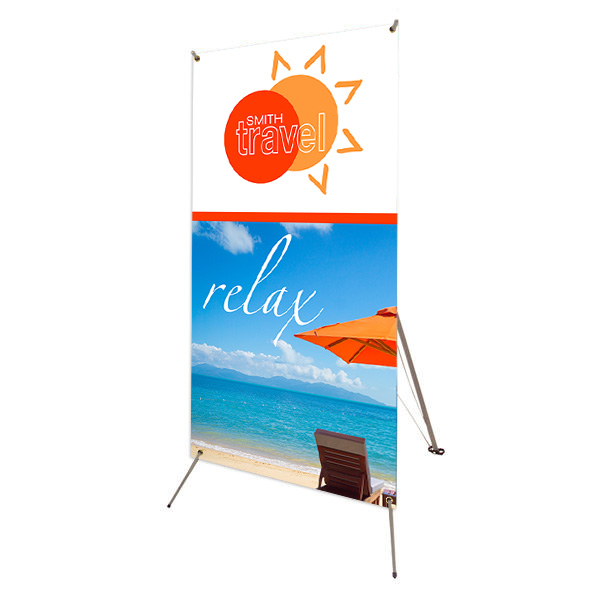Recreation Management - Banner Stands | Banners.com