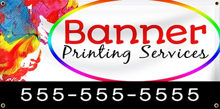 Cheap Banner Printing | Banners.com