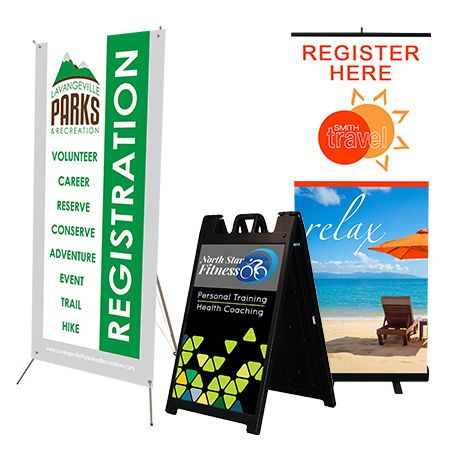 Trade Show Displays - Trade Show Banners, Banner Stands ...