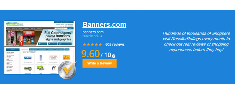 Banners Reseller Rating | Banners.com