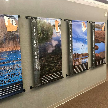 Ducks Unlimited | Banners in Action