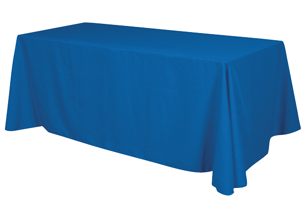 Blank Throw - Table Cover | Banners.com