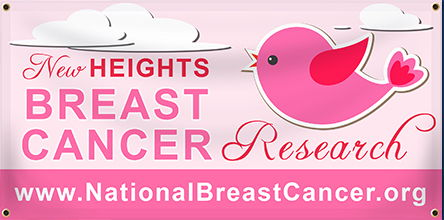 Breast Cancer Awareness Banner Template | Banners.com