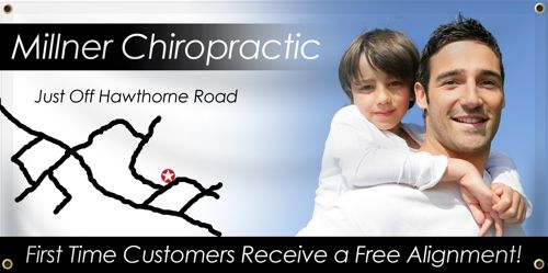 Chiropractor Banner | Banners.com