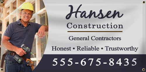Construction Banner | Banners.com