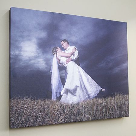 Wedding Canvas Wall Art | Banners.com