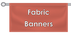 Custom Printed Fabric Banners