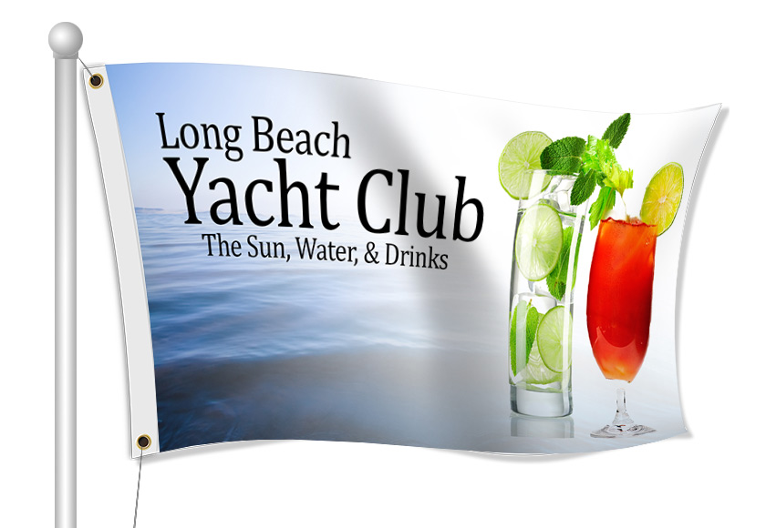 Yacht Flags | Banners.com