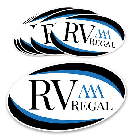 RV Dealership Vinyl Decals | Banners.com