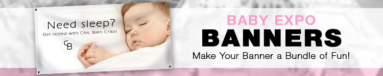 Baby Expo Banners | Banners.com