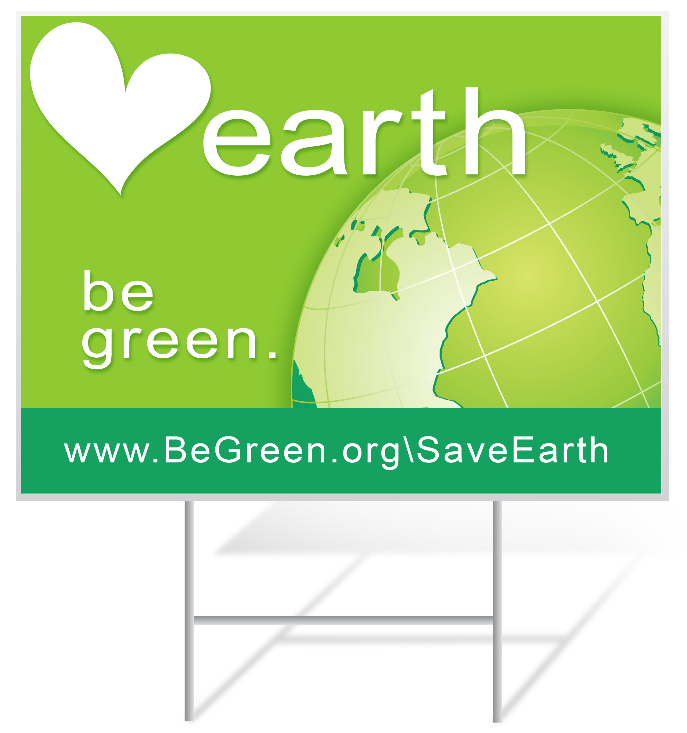 Recreation Management  - Be Green | Banners.com